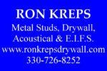 RON KREPS DRYWALL & PLASTERING CO., INC.